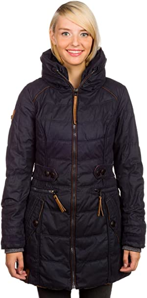 Naketano Damen Mantel Knastrologin II Coat