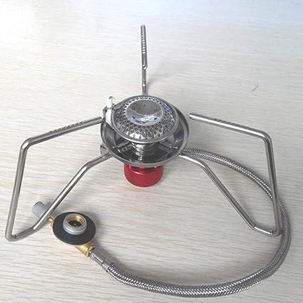 Ballylelly Quemadores Plegables portátiles de la Estufa de Gas para IR de excursión la Estufa de