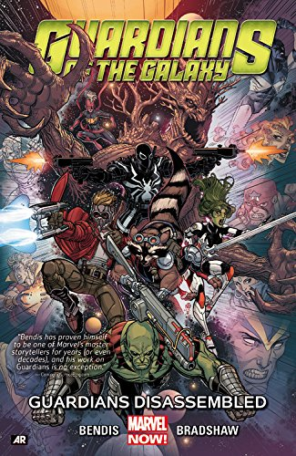 Guardians of the Galaxy Abundance 3: Guardians Disassembled (Marvel Now)