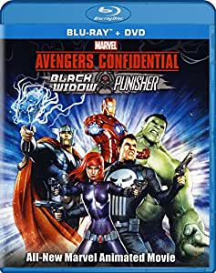 Avengers Confidential: Black Widow & Punisher [USA] [Blu-ray]