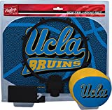 NCAA UCLA Bruins Kids Slam Dunk Hoop Set, Blue, Small