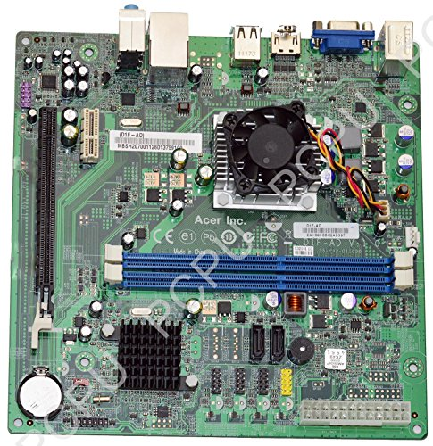 MB.SH207.001 Acer Aspire X1430 X1430G Motherboard w/ AMD E-450 1.65GHz CPU (Motherboard For Acer)