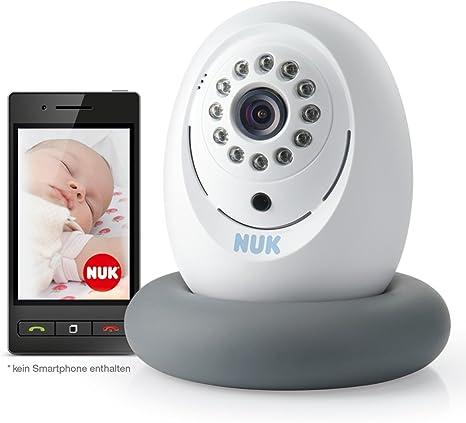 NUK 10256351 Eco Smart Control 300 - Vigilabebés (transmisión ...