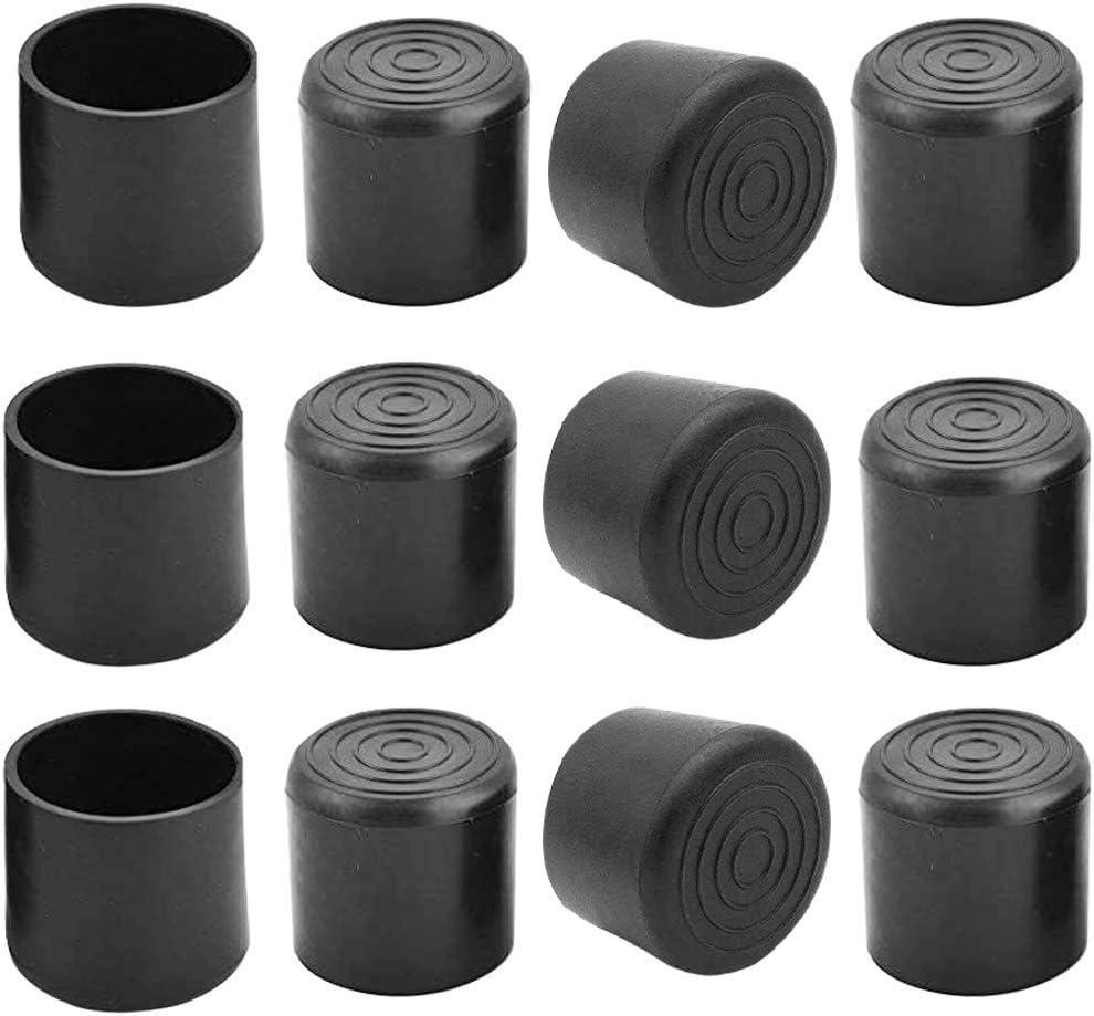 PVC Leg Tips Furniture Sofa Table Feet Floor Cover Cap Protector Reduce Noise