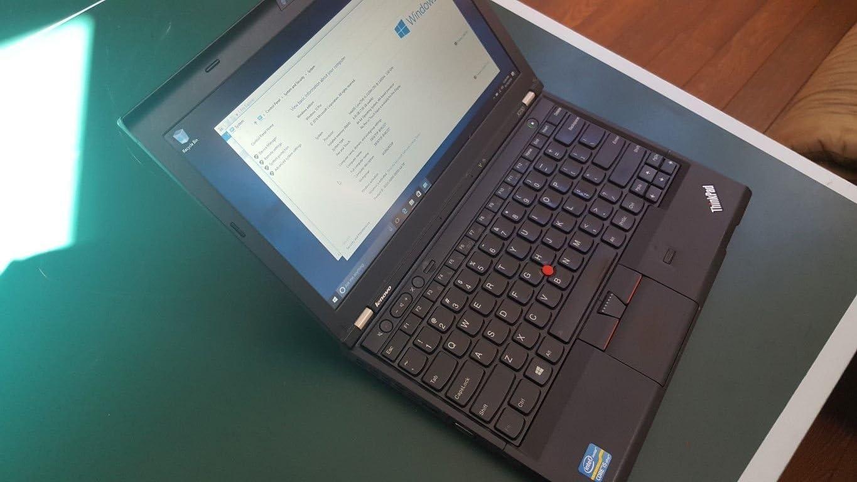 "Lenovo ThinkPad X230 Intel i5 2600 MHz 320Gig Serial ATA HDD 4096MB DDR3 NO OPTICAL DRIVE Wireless WI-FI 12.0"" WideScreen LCD Genuine Windows 7 Professional 32 Bit Laptop Notebook Computer"