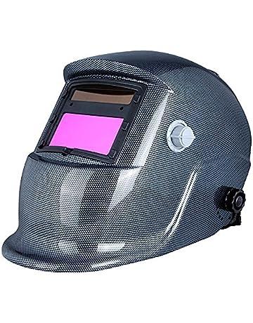 Casco de soldadura solar - SODIAL(R) Casco de soldadura Mascara de Tig Mig