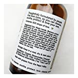 We Love Eyes- All Natural Tea Tree Eyelid Cleansing Oil - Eyelid Scrubs - Eyelid Hygiene - Wash away Bacteria, Demodex, Debris - 100% Preservative Free - Australian Tea Tree Oil - 30ml