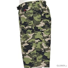 Camo NN-Shorts: Wood Camo