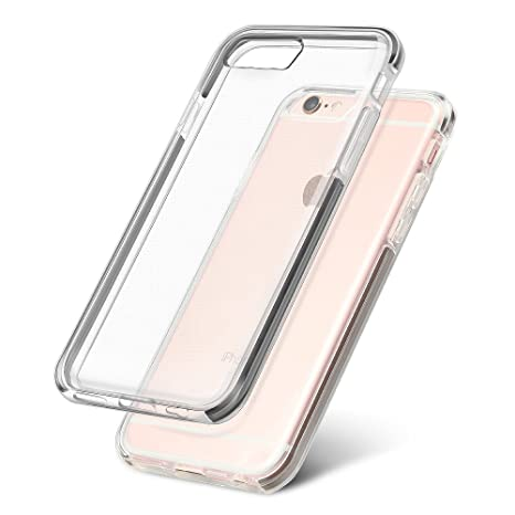custodia iphone 6 trasparente silicone