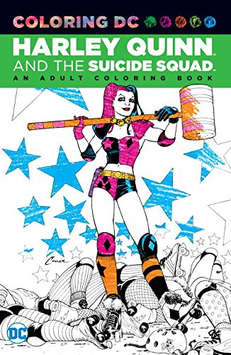 Harley Quinn & the Suicide Squad Coloring Book