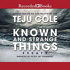 Known and Strange Things Audiobook