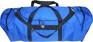 product image for Extra Large Triple Travel Bag Holds All Your Gears Made in U.s.a. (Blue)