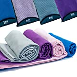 Quick Dry Towel - Lightweight - Highly Absorbent - Compact - Travel - Soft Microfibre - 100%...