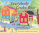 img - for Everybody Cooks Rice (Picture Books) book / textbook / text book