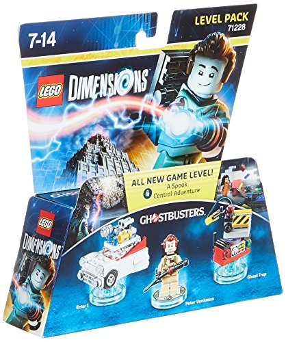 LEGO Dimensions, Ghostbusters, Level Pack