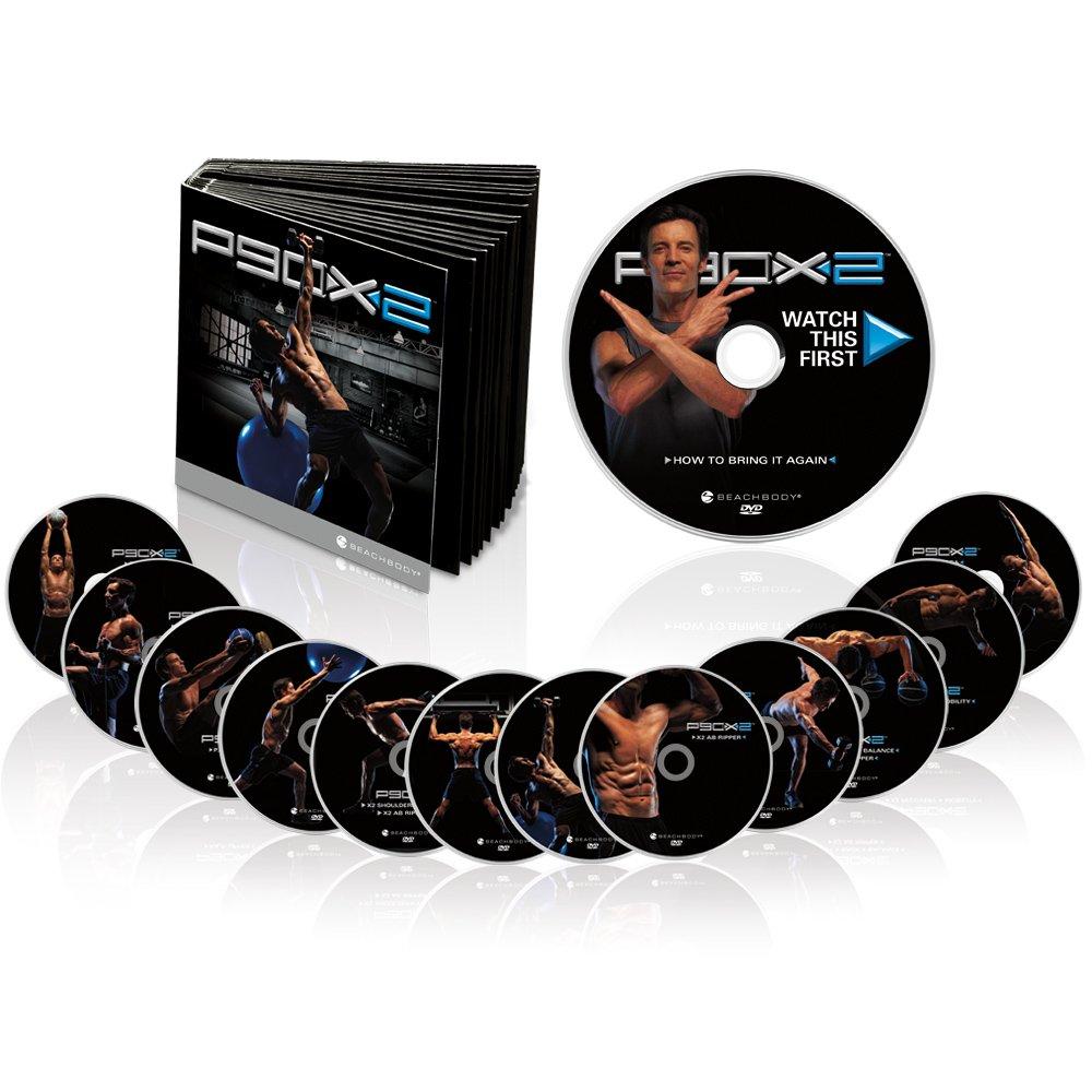 P90X2: DVD Series Ultimate Kit by Beachbody (Image #2)