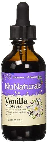 NuNaturals Pure Liquid Vanilla Stevia-2 Liquid