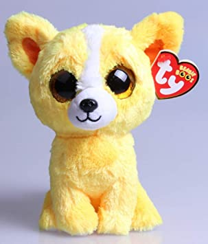Ty Dandelion the Yellow Dog Beanie Boos Special Edition  Amazon.co ... 659ab997bbfc
