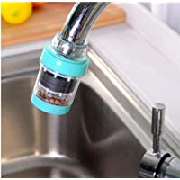 Magnetic Purified Water Tap Extender Bathroom Kitchen Faucet Head Filter Maifanite Water Saver Healthy Kitchen…