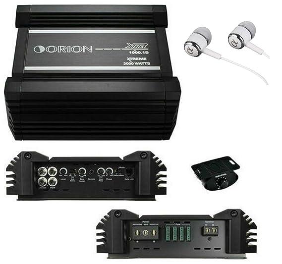 jl audio 1000/1 watt amp