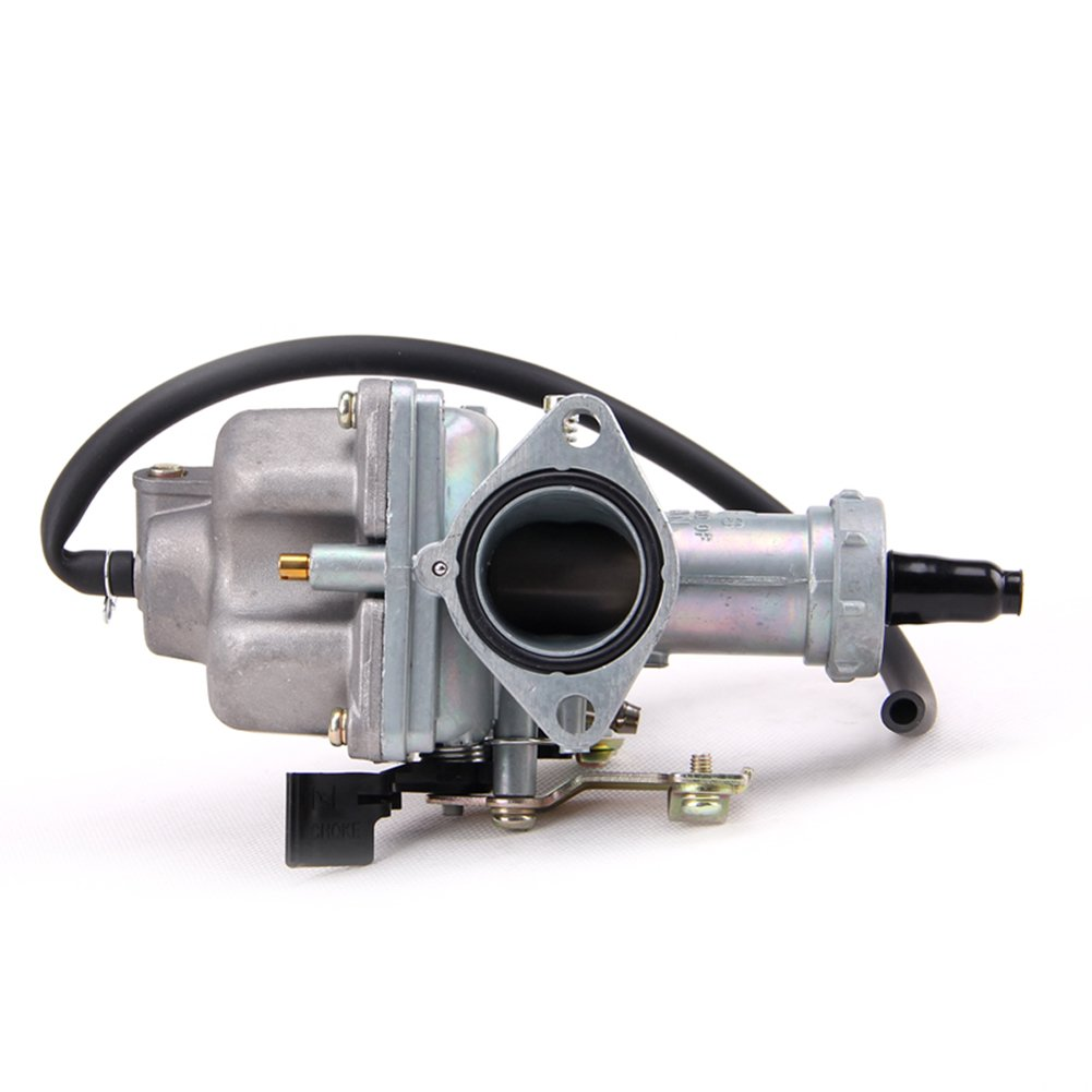 Pasen Povor PZ27 Carburetor Carb Cable Choke 27mm for 4 Stroke CG 125cc 150cc 200cc 250cc ATV Go Kart Dirt Bike Taotao for Honda XR100 CB125 XL125 CM185 ATC185 ATC200 TRX250