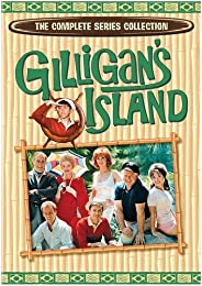 Gilligan's Island: The Complete Series Collection (Repack