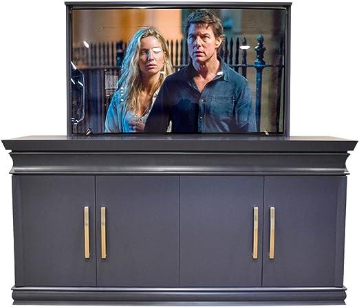 Pop Up TV Lift – Mueble de elevación para televisor de tamaño XL ...