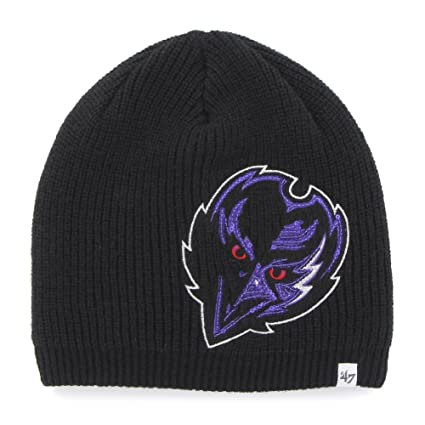 b9e418e0f3c02 Image Unavailable. Image not available for. Color   47 Women s Baltimore  Ravens Sparkle Beanie Cap