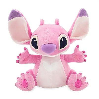 Disney Angel Plush Lilo & Stitch Medium 14 Inch: Toys & Games [5Bkhe0306412]