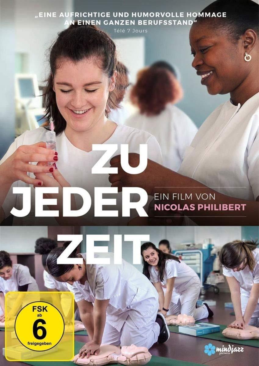 Zu jeder Zeit (OmU) [Alemania] [DVD]: Amazon.es: Nicolas Philibert ...