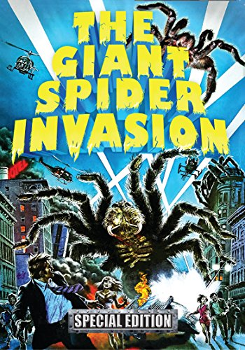 Giant Spider Invasion: Deluxe Collector's Edition [Blu-ray]