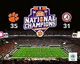 Clemson Tigers 2016 NCAA Football National Champions Photo (11'' x 14'')