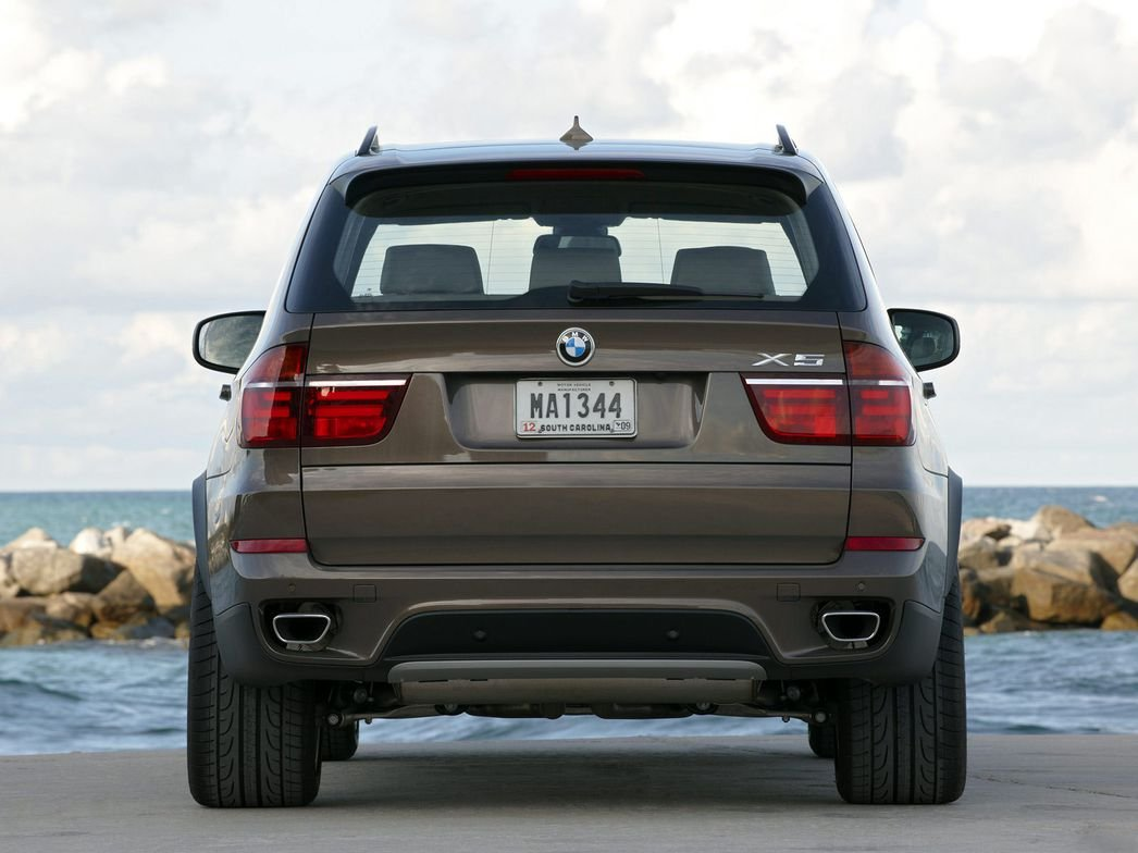 BMW X5 (32x24 inch, 80x60 cm) Silk Poster Seda Cartel PJ19 ...