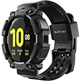 SUPCASE [Unicorn Beetle Pro] Series Case for Galaxy Watch Active 2, Rugged Protective Case with Strap Bands for Galaxy Watch