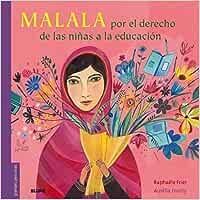 Malala: Por el derecho de las niñas a la educación: Amazon