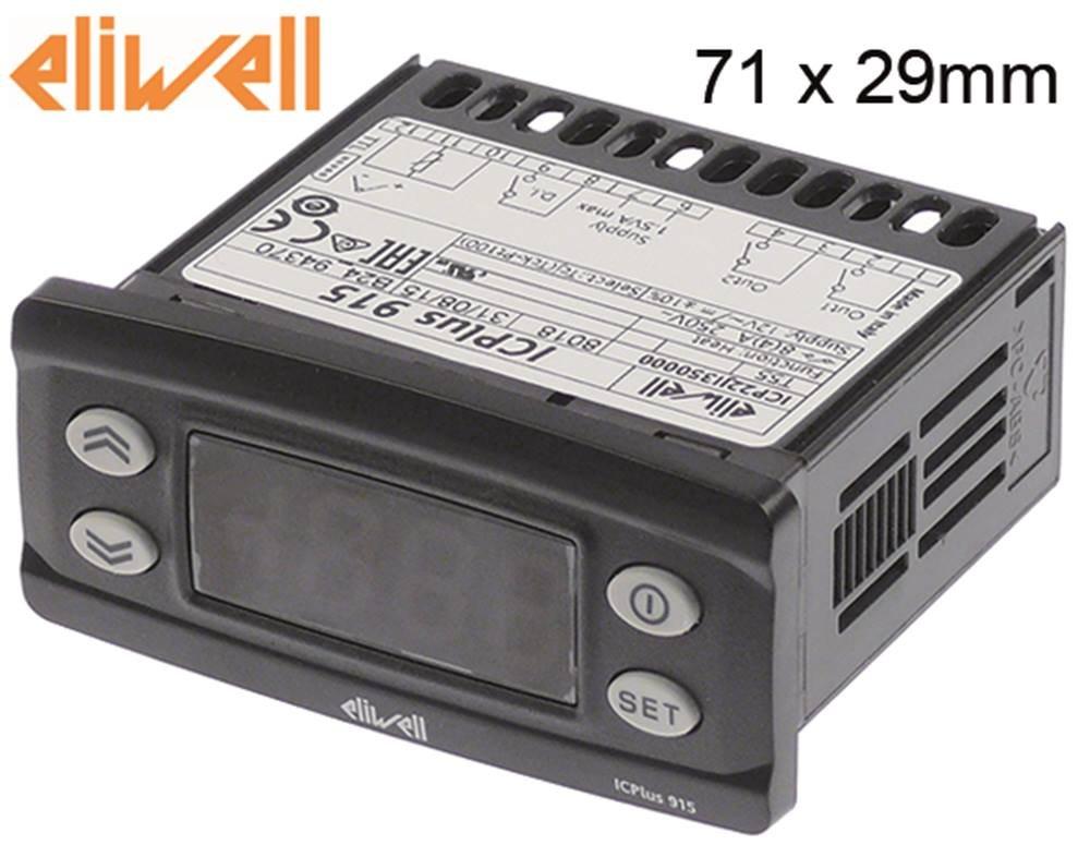 Électronique Régulateur Eliwell type Icp lus915–Icp 22ji35000pour four à pizza Cuppone