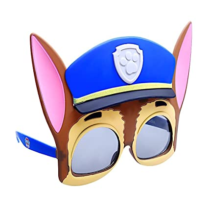 a2f52c16aa Amazon.com  Sun-Staches Costume Sunglasses 2018 Chase Paw Patrol ...