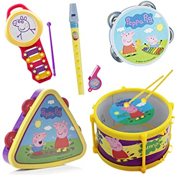 Trendy Tendency Musical Peppa Pig - Juguetes Peppa Pig con ...