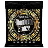 Ernie Ball 2568 Aluminum Bronze Light Acoustic Guitar String Set - 2...