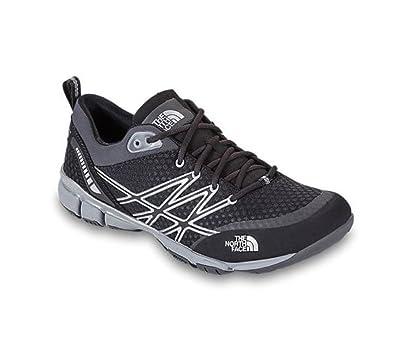 The North Face Ultra Kilowatt Sneaker Men's TNF Black/Dark Shadow Grey (8,