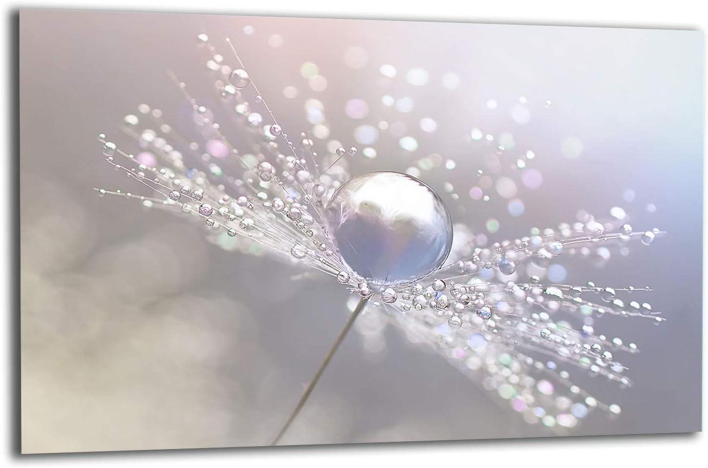 80 x 52 cm 1 pezzo universale per piastre di cottura protezione antischizzo decorazione Bianco Fiore Piastra di copertura per piano cottura a induzione TMK tagliere in vetro temprato
