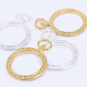 20pcs Diabetic Hearts Charms Pendants For DIY Necklace Bracelet Jewelry Making