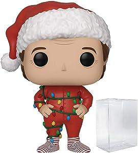 Funko Santa Clause - Tim Allen as Santa with Lights Pop! Vinyl Figure (Includes Compatible Pop Box Protector Case)