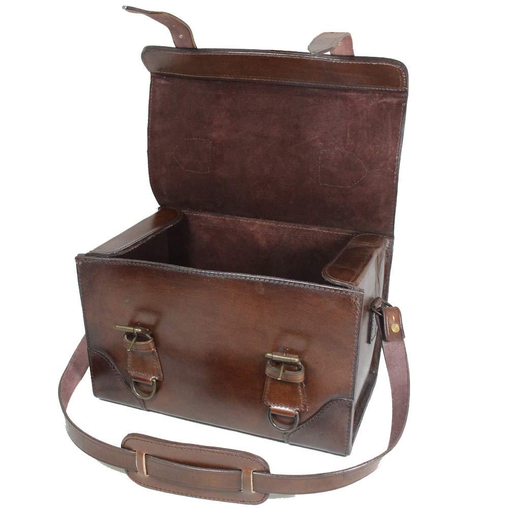 Mil-Tec Buffalo Leather Carry Bag
