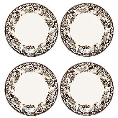 Spode Delamere Dinner Plate, Set of 4