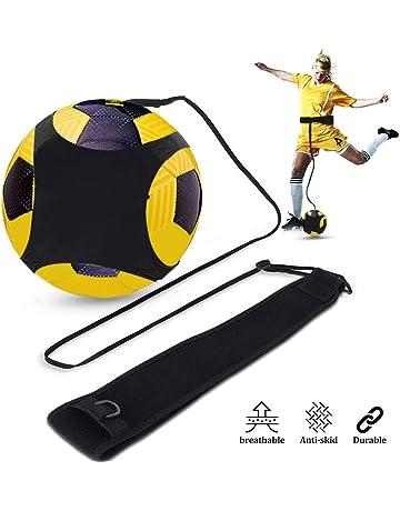 aa96d8da111e4 Doact Élastique Ceinture D'entraînement pour Football Entraînement  Réglable, Football Kick Traine Ceinture Entraîneur