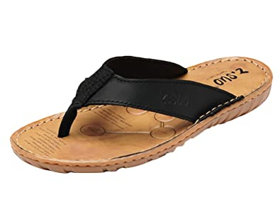 Insun Herren Zehentrenner Slingback Normal Flops Flach Sandalen Flip Flops Normal 826370