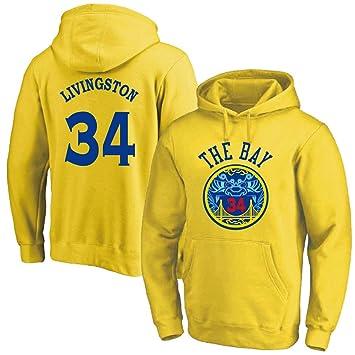 Golden State Warriors Stephen Curry #30 Sudadera con capucha Hombres Jóvenes Nombre y Numero Sudaderas