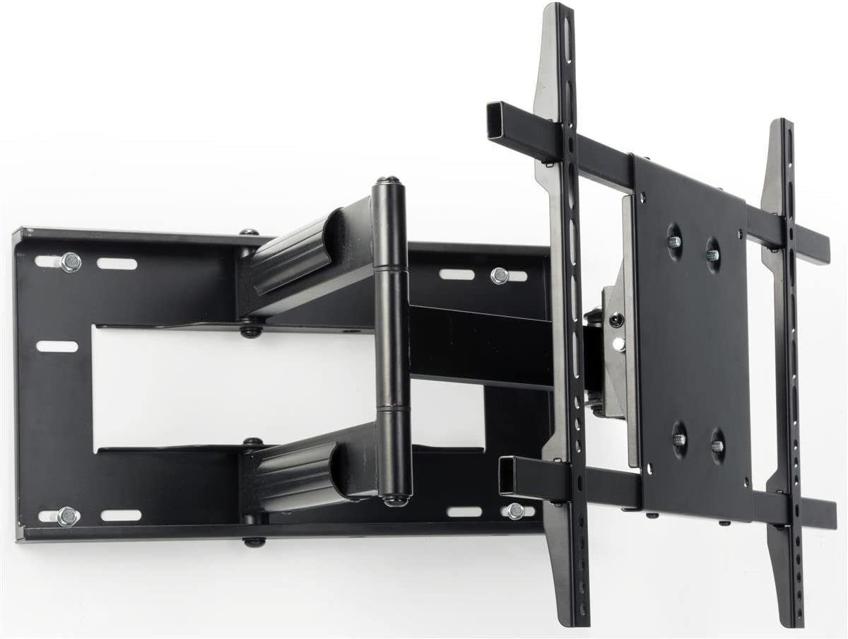 Displays2go HVAWM3260S Articulating TV Wall Mount for 32-60 Inch, Tilting Rotating VESA Bracket