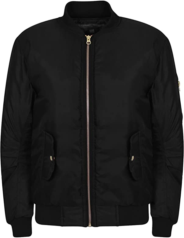 New Childs Kids Harrington Jacket Coat Navy Blue 2 4 5 6 7 8 9 10 11 12 13 14 15